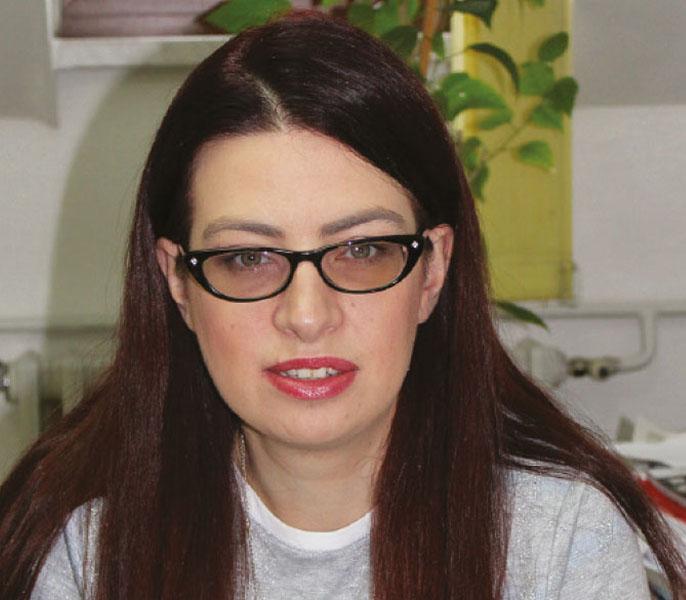 Dragana Poljak Direktorica Gimnazije